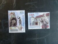 2013 HUNGARY 86th STAMP DAY SET 2 MINT STAMPS MNH