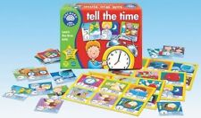 Orchard Toys 015 Tell The Time Kids Childrens Fun Learning Game 5 - 9 Years