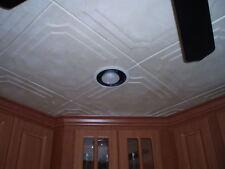 Decorative R8 Enea lot of 8 pcs Champagne Glue Up Ceiling Tiles Sale!