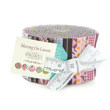 Moving On Lawns by Jen Kingwell Designs Jelly Roll - Moda Fabrics