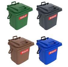 45 Liter Sulo Futterbehälter Aufbewahrung Box Tierfutter Eimer mit Tragegriff