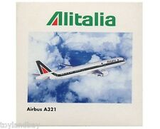Herpa 508636 Alitalia Airlines Airbus A321 1:500 Scale RETIRED 1998 Mint in Box