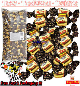 6g - 10kg Lutti Carachoc Chocolate Toffee Sweets Retro Candy