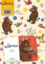 The Gruffalo wrapping paper (gift wrap) &  tags