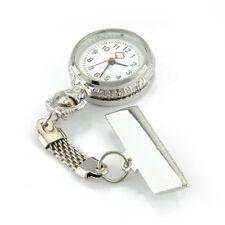 Nurse Watch Quartz Movement with Brooch Pin LW