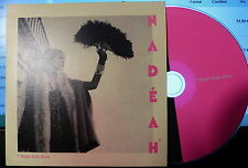CD  Album Promo 11 titres NADEAH Venus gets even 3242005 jazz rock