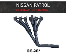 Extractors / Headers for Nissan Patrol GQ, GU (88-02) TB45 & TD42