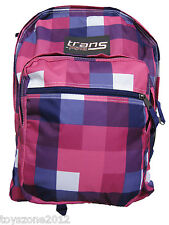 """Trans by Jansport SUPERMAX Large Backpack 17"""" x 13"""""""