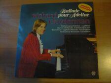 RICHARD CLAYDERMANN BALADE POUR ADELINE   ALBUM 33T DISQUE VINYL