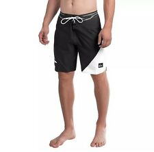 NWT Quiksilver AG47 New Wave Bonded Seamless Boardshorts  50% OFF Sale Size 40