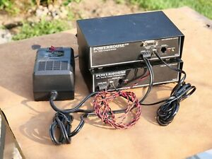 Used Powerhouse Pro Command Station & 5 Amp booster