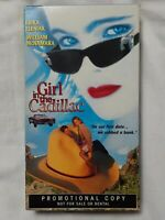 GIRL IN THE CADILLAC (VHS 1995 ) Erika Eleniak BAYWATCH RARE (OOP) SCREENER COPY