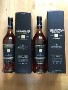 Glenmorangie Quinta Ruban 12 Jahre - 2 Flaschen!