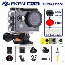 "Original EKEN H9 / H9R Action Camera Ultra HD 4K / 30fps WiFi 2.0"" 170D"