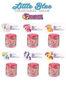 SEALED My Little Pony MLP Fashems Fash'ems Series 5 Complete Set of 6 Blind Caps