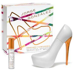 JORGE GONZÁLEZ by GLAMOUR & HEELS  –  EDICIÓN CUBANEZA, Eau de Parfum, Damenduft
