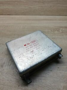 Audi B5 A4 4a0907473a 5da006903 01 Motor ECU Engine Module Unit Hella