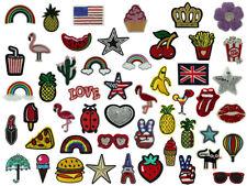 Aufnäher Patch Patches Aufbügler Bügel-Bild Abzeichen Sticker Logo Große Auswahl