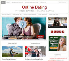 * ONLINE DATING TIPS * niche website business for sale AUTO UPDATING CONTENT