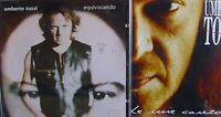 Umberto Tozzi- Equivocando/ Le mie canzoni- 2 CDs- lesen