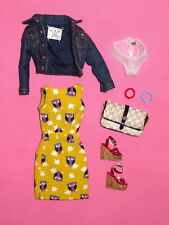 """Integrity Fashion Royalty - Natural Beauty Tooka Dynamite Girl 12"""" Doll Outfit"""