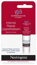 Neutrogena Intense Repair Lip Balm For Dry Cracked Lips 15ml