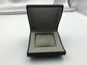 Genuine LONGINES Empty Watch Box Case Authentic Navy 0303047 P171