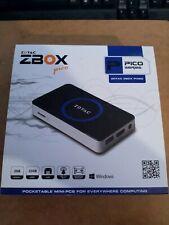 Zotac PICO PI320 micro-PC, Intel Atom Quad-Core, 2GB ram, 32GB SSD, Windows 8.1