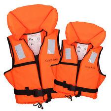 YACHT-POOL Rettungsweste 100N Schwimmweste ISO12402-4 zertifiziert Größenwahl