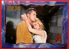 "STAR TREK TOS 50th Anniversary - ""THE CAGE"" - GOLD FOIL Chase Card #25"