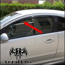 Deflettori Aria Antiturbo Oscurati Opel Corsa D / E 3p anche restyling e OPC