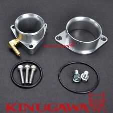 Turbo Compressor Inlet + Outlet Adapter Flange Nissan SR20DET S14 S15 T28R GT25R