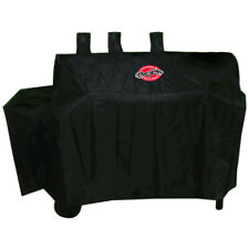 BBQ Pit Cover Gas Grill Large Outdoor All Weather Char-Griller Model 5050 Duo