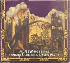TSR 1993 Fantasy Collector Cards PART 3  Sealed Box  VHTF