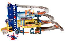 Matchbox Car(s) 4 Level Garage Interactive Toy Play Set w Ramp & Elevator