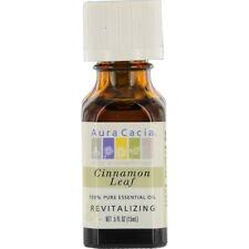 Essential Oils Aura Cacia Cinnamon Leaf-Essential Oil .5 oz