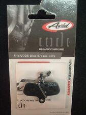 Avid / SRAM Code Organic Disc Brake Pad- For 2007-2010