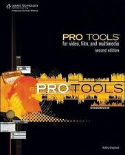 Pro Tools for Video, Film, & Multimedia, Good Condition Book, Shepherd, Ashley,
