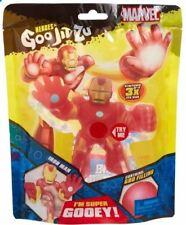 Heroes of Goo Jit Zu - Marvel Superheroes, Iron Man