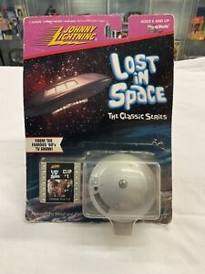 Johnny Lightning Lost In Space 'Jupiter 2' With Original Film Clip No. 1 MOC