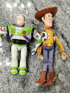 Toy Story Interactive Woody And Buzz Lightyear