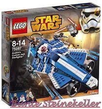 LEGO® Star Wars™: 75087 Anakin's Custom Jedi Starfighter™ & 0.-€ Versand & NEU !
