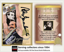 2012 Select AFL Eternity Hall Of Fame Signature Redemption Card LGS14 Jesaulenko