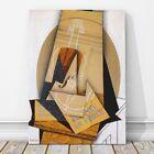 """JUAN GRIS Art - Composition With Violin CANVAS PRINT 12x8"""" - Cubist, Cubism"""