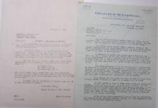 1931 Lamson Goodnow Gillette McLaren Inc Seattle WA Signed Ephemera L861F