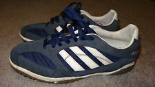 Adidas Original Blue White Sneakers shoes US size 8 slightly used