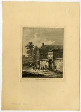 6 Antique Master Prints-MILITARY REGIMENT-EXPEDITION-Langendijk-Bemme-1804