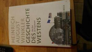Geschichte des Westens von Heinrich August Winkler (Gebundene Ausgabe)