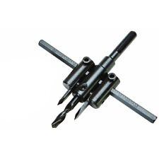 "7/8""-5"" Adjustable Circle Hole Cutter Wood Drywall Drill Bit Saw Round Cutting"