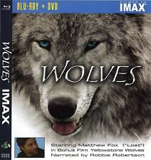 Wolves (Blu Ray/DVD) Brand New and Sealed
